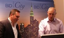 Bid on the City: Pioneering the Auction World