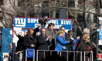 NYC Gives Giants Ticker-Tape Parade