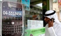 BlackBerry Services Cut in UAE and Saudi