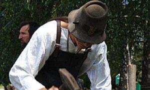 Ukraine Celebrates the 'Day of Blacksmiths' Festival