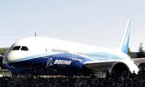 Boeing Dreamliner Finally Set For Take Off