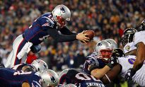 Patriots Escape Ravens, Advance to Super Bowl
