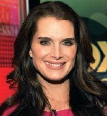 Brooke Shields. (Slaven Vlasic/Getty Images)