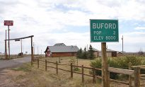 Wyoming Town Auctioned for $900,000