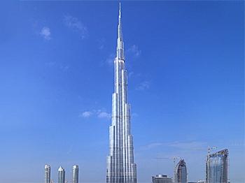 World's Tallest Building, Burj Dubai, Renamed Burj Khalifa