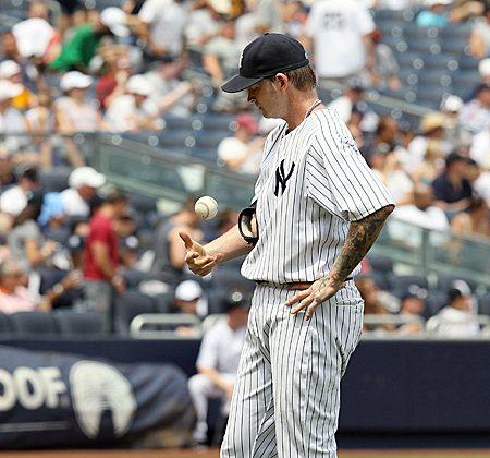 Burnett was 34-35 in three seasons as a Yankee. Jim McIsaac/Getty Images