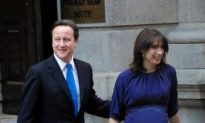 David Cameron Gives First Speech as UK Prime Minister