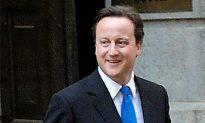 Conservative David Cameron: New UK Prime Minister