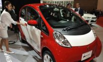 Mitsubishi Electric Car Now Available Outside Japan