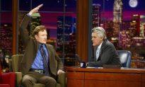 Conan O'Brien Exits NBC with $45 Million