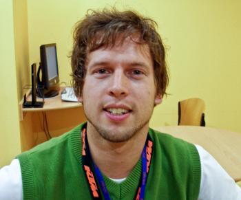 Kamil Bednarik, Kromeriz, Czech Republic