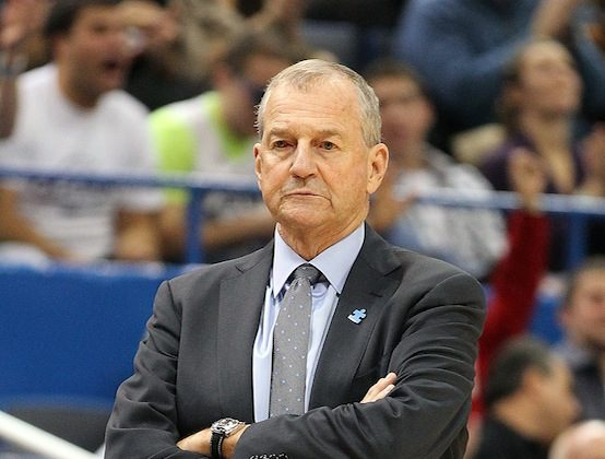 Connecticut coach Jim Calhoun has won three titles and would like a shot at another one in 2013. (Jim Rogash/Getty Images)
