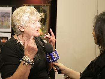 Marion recalled the singing which she described as `beautiful—so strong and so powerful.` (NTDTV)