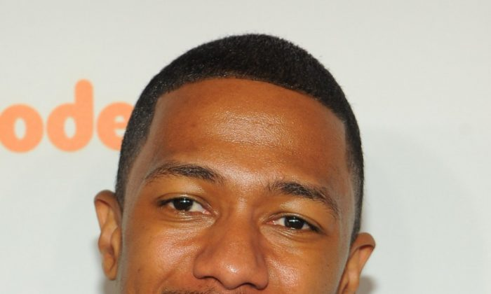 Nick Cannon, at a March 14 Nickelodeon Upfront presentation in New York, was named one of Crain's 40 Under Forty for 2012. (Larry Busacca/Getty Images)