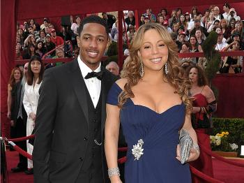 Mariah Carey, Nick Cannon (John Shearer/Getty Images)