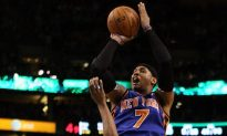 Knicks Fall to Celtics in Overtime as Lin Struggles