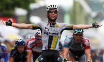 Cavendish Does It Again in Tour de France Stage 11