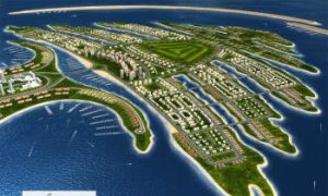 Off the Coast of Lebanon, Cedar Island Draws Controversy