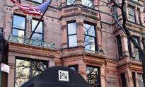 New York City Structures: National Arts Club: Originally Samuel Tilden House