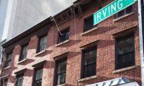 New York City Structures: Washington Irving House