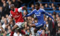 Chelsea v Arsenal: Drogba and Alex Give Blues Crucial Win