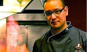 Star Chef Shane Chartrand