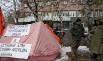 Ukraine Pensioners Dying for Financial Relief