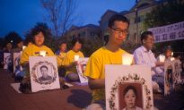 DC Vigil's Message: End the Persecution of Falun Gong Now