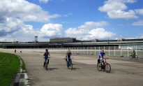 Berlin Hosts Olympic Festival on Famous Former Airport
