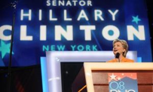 Clinton DNC Speech Supports Obama, Stresses Unity