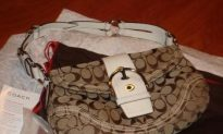 Coach Sues Chicago Over Counterfeit Bags
