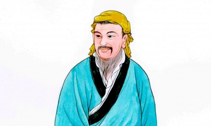 "Confucius, a great philosopher and educator, is considered the founder of Confucianism and is honoured as the ""head teacher for 10,000 years"" and the ""teacher of all teachers"" in China. (Blue Hsiao/The Epoch Times)"