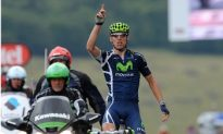 Rui Costa's Breakaway Attack Wins Tour de France Stage Eight