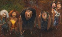 Movie review: 'The Croods'