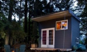 Cubed Micro Home: Green, Affordable and Very Cozy