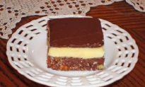 Perfect Nanaimo Bars for Father's Day