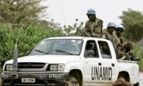 Two UN Peacekeepers Abducted in Darfur