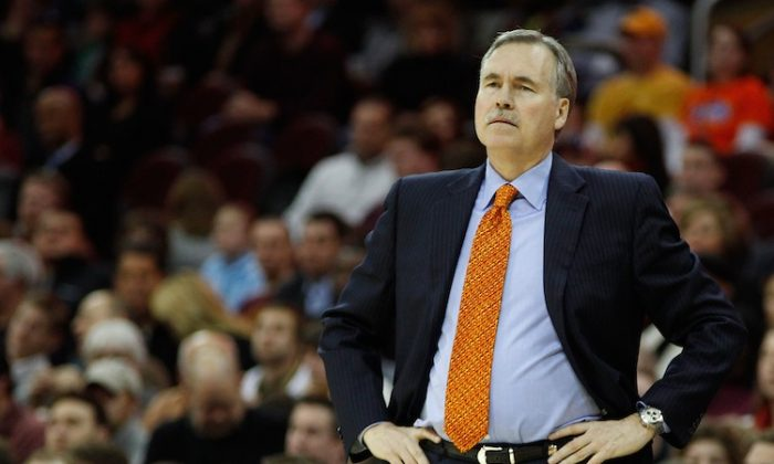Mike D'Antoni's team had lost six straight games. (Jared Wickerham/Getty Images)