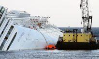 Defueling of Costa Concordia to Begin