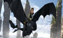 Movie Review: 'How to Train Your Dragon'