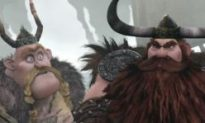 'How to Train Your Dragon' Dethrones 'Alice'
