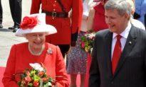 HRH Queen Elizabeth Joins Canada Day Celebrations in Ottawa