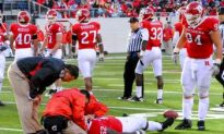 Rutgers Edges Army in OT, Faces Injury of DT LeGrand