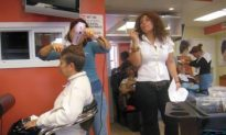 The Hairstylist-Customer Bond Used to Fight Abuse
