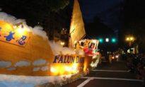 Starlight Parade Illuminates Portland