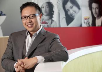 Founder of Red Mango Dan Kim. (Courtesy of Red Mango)