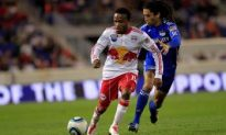 Red Bulls Clinch Playoff Birth After Beating Wizards