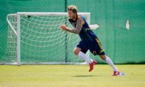 David Beckham Says He's Still Up For Selection