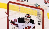 New Jersey Devils Staying Alive