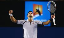 Djokovic Rolls Over Berdych in Australian Open Quarterfinals